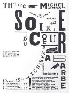 Design Context: OUGD505: Research Into Ilia Zdanevich