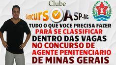 Clube Concurso, ASP MG