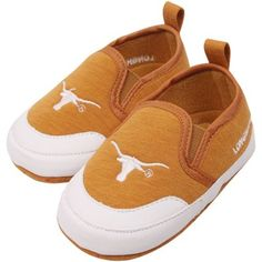 Longhorn shoes!