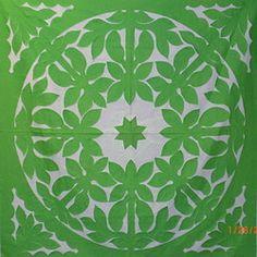 Hawaiian Quilt Patterns, Hawaiian Quilts, Hawaiian Gardens, Hawaii Style, I Fall In Love, Plant Leaves, Applique, Quilting, Textiles