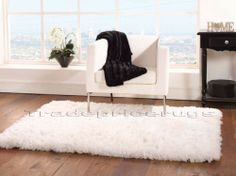Details About Small Extra Large Sumptuous Luxury Soft Thick Fluffy Deep Long Pile Gy Rug