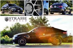BMW X6M on Strasse Forged Wheels – Shining Tycoon