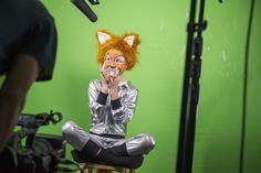 90 Best Who is the Cosmic Fox? Shortfilm, Cosmic, Fox, Magic, Watch, Style, Swag, Clock, Bracelet Watch