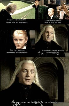 Jason Isaacs, you're bloody brilliant.