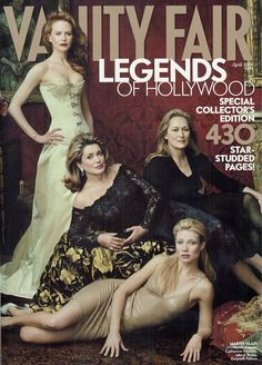 Hollywood issue April 2001