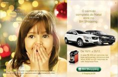 Resultado de imagem para campanha de natal shopping Bh Shopping, Shopping Center, Volvo Xc60, Presentation, Christmas Campaign, You Complete Me, Shopping, Shopping Mall