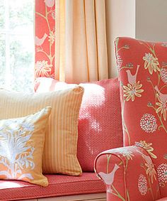 Window Treatments Archives - Maine Cottage® Blog | Cottage, coastal style, home furnishings. Handmade in America. Painted, upholstered and wicker furniture.