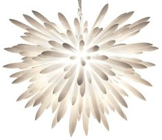 modern pendant chandeliers - Google Search  Don't know where to buy this one.
