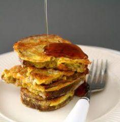 Ost og skinke vafler - Mat På Bordet Pancakes, French Toast, Food And Drink, Baking, Breakfast, Morning Coffee, Crepes, Pancake, Bakken