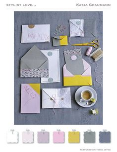 Katja Graumann Crafts on Torie Jayne
