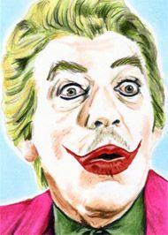 Joker - Cesar Romero by ~veripwolf on deviantART
