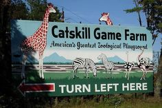 The Catskills Game Farm Catskills, NY No longer operational