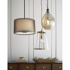 Breakfast room eclipse antiqued bronze pendant lamp in madison tapered glass pendant mozeypictures Gallery