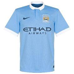1a55e95b81a Manchester City Soccer Jersey Football Shirt Home Replica EPL Premier  League Euro Champion League