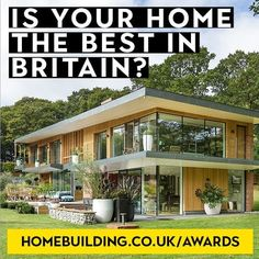 Calling all self-builders renovators remodellers converters and extenders the Daily Telegraph Homebuilding & Renovating Awards 2020 are now open!  From beautiful barn conversions eco-homes and daring extensions to stunning self-builds of any shape and size  we want to hear from you!  Fill out the entry form at homebuilding.co.uk/awards. Our Awards scheme has been showcasing Britains most amazing projects for over two decades and is the perfect opportunity to celebrate your new home. We have 10 c