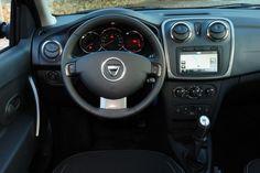 New Review Dacia Sandero RS Specs Interior View Model