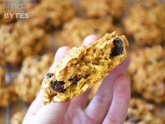 Oatmeal Pumpkin Cookies - Budget Bytes