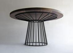 Wired Dining Table - Phase Design | Reza Feiz Designer $4790 Trade