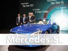 Mercedes feiert die Weltpremiere des neuen Mercedes SL und des Mercedes GLS auf der Los Angeles Auto Show 2015. Selbstverständlich gibt es auch wieder besonders sportliche Versionen der Neuheiten.  Sie tragen die Namen Mercedes GLS AMG 63 Mercedes-AMG SL 63 und Mercedes-AMG SL 65. Quelle: http://ift.tt/1ISU4Q3