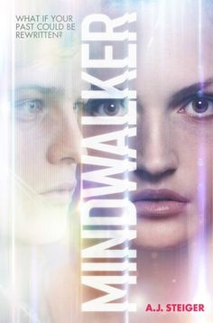 Cover Reveal: Mindwalker (Mindwalker #1) by A.J. Steiger -On sale June 9th 2015 by Knopf Books for Young Readers -At seventeen, Lain Fisher has already aced the Institute's elite training program for Mindwalkers, therapists who use a direct neural link to erase a patient's traumatic memories. A prodigy and the daughter of a renowned scientist-whose unexplained death left her alone in the world-Lain is driven by the need to save others.