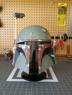 Post with 67 votes and 4809 views. Tagged with , Awesome; Shared by Boba Fett helmet Boba Fett Costume, Boba Fett Helmet, Jango Fett, Star Wars Boba Fett, Star Wars Clone Wars, Star Wars Art, Lego Star Wars, Jawa Costume, Star Trek