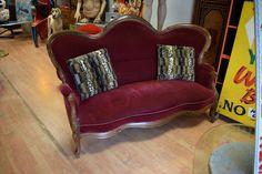 Late Victorian Lounge Sofa