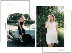 Stories Collective / A Day With Mariel / photography Weston Wells / model Mariel…
