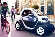 Renault Twizy homologuée en Outre Atlatique Canada. Capitole-Aktuell Infos Daily