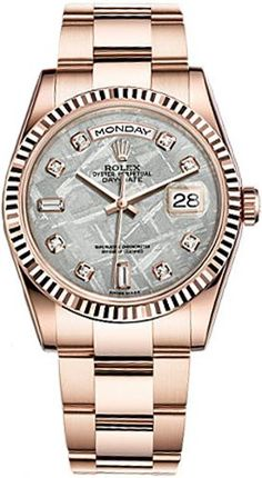 3ef9fe64a97b Rolex Day-Date 36 118235  MensWatches Casual Watches