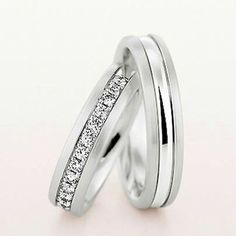 Alternative wedding bands for his and hers (4)