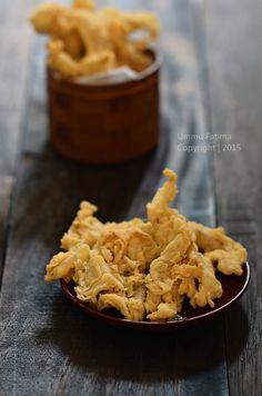 Resep Jamur Krispi Tahan Lama : resep, jamur, krispi, tahan, Jamur, Crispy, Ideas, Crispy,, Food,, Recipes