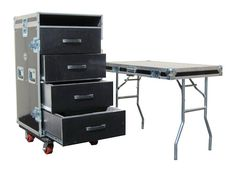 Calzone Case Company | Custom Calzone Flight, ATA, Road, Rackmount Cases and more » Work Box