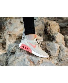 cceeac9f0 Buy the latest fashion Nike Air Max 90 Ultra Oatmeal White Dark Grey Lava  Glow Women s Shoes save up to off.