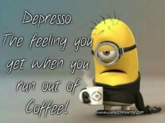 The minion says it best.