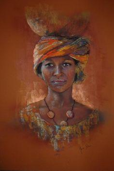 Collection privée Marie Fabre - Pastel DSC 1443
