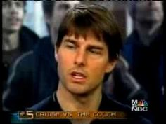 Tom Cruise chews out Matt Lauer on LIVE TV                              davidvogler   Subscribe    Subscribed    Unsubscribe             Loading...
