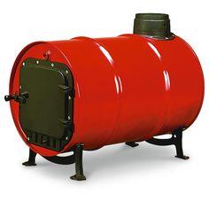 USSC® Barrel Stove Kit