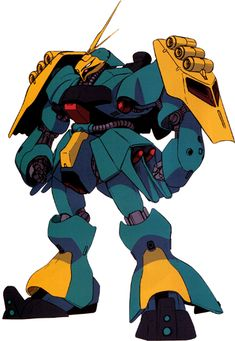 The MSN-03 Jagd Doga is a Newtype-use mobile suit featured in Mobile Suit Gundam: Char's Counterattack. It is piloted by Gyunei Guss and Quess Paraya.