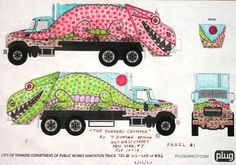 Semi Pros: 15 Examples Of Awesome Truck Mod Art