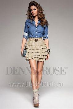 Denny rose юбка 2895