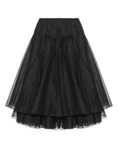A-line cotton skirt by Hebbeding. Shop now: http://www.navabi.us/skirts-hebbeding-a-line-cotton-skirt-black-22010-2400.html?utm_source=pinterest&utm_medium=social-media&utm_campaign=pin-it