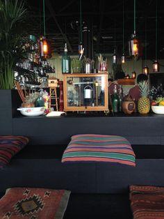 Monkey Bar, Nice location but crowded, Berlin ■
