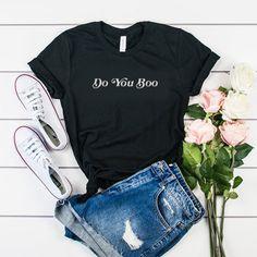 Do You Boo t shirt