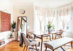 Mirror, Mirror - A Facebook Creative Director's Art Filled Home - Photos