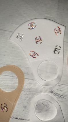 Easy Face Masks, Cool Masks, Diy Face Mask, Nose Mask, Mouth Mask Fashion, Fashion Face Mask, Avocado Face Mask, Bridal Mask, Half Mask
