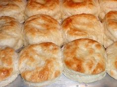Buttermilk Biscuts (Soul Food Style) -   2 cups self-rising flour (the key to great biscuits is the flour. If at all possible, chose a soft winter wheat flour like White Lily or Martha White),  1/4 cup All-Vegetable Shortening or Lard,1 cup buttermilk or you can use whole milk, flour for kneading, melted butter for brushing on top of the biscuits -- See Link for Instructions