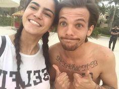 Louis in Dubai