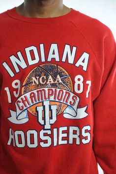 Gen2 Youth NCAA Athletic Crew-Neck Short Sleeve T-Shirt Indiana Hoosiers