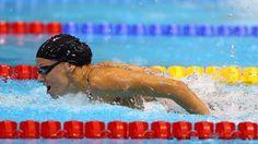 Dana Vollmer 100m Butterfly gold
