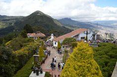 Monserrate, Bogotá